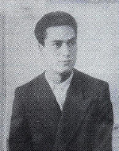 Σκλεπάρης Ιωσήφ του Γεωργίου. Σκοτώθηκε στις 14-4-1949 στη Ρούμελη.