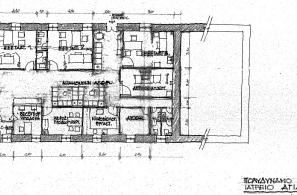 Πρόταση διαμόρφωσης του εσωτερικού χώρου του ΔΚΝ σε ΠΠΙ (2013)