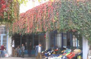 Φρίτζα στην Πλατεία Αγοράς.