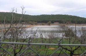 Η Λίμνος με τις χειμωνιάτικες βροχές ξαναγίνεται λίμνη!