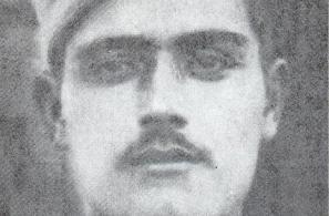 Αλτιπαρμάκης Παναγιώτης του Κωνσταντίνου. Έπαθε κρυοπαγήματα και απεβίωσε στο Στρατιωτικό Νοσοκομείο Αθηνών το 1942.