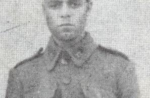 Κάτζιλου (Κάτζιλος ή Κατζιλέλης) Μιχαήλ του Αποστόλου. Έπεσε στη μάχη Καλυβάτσι Αλβανίας στις 17-3-1941.