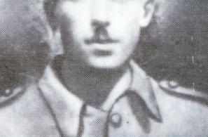Γραμμέλης Ευστράτιος του Ηλιογραμμένου. Σκοτώθηκε από τους Γερμανούς στο μπλόκο της Αγιάσου στις 28 Μαρτίου 1944.